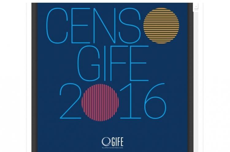 Censo Gife revela dados de investimento social no Brasil