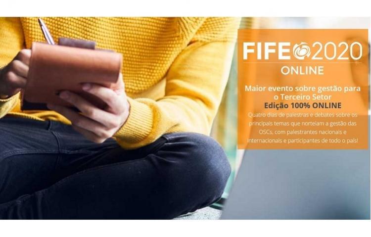 FIFE 2020 será em agosto e 100% on-line
